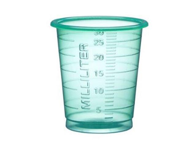 Medisinbeger Eco grønn 30ml