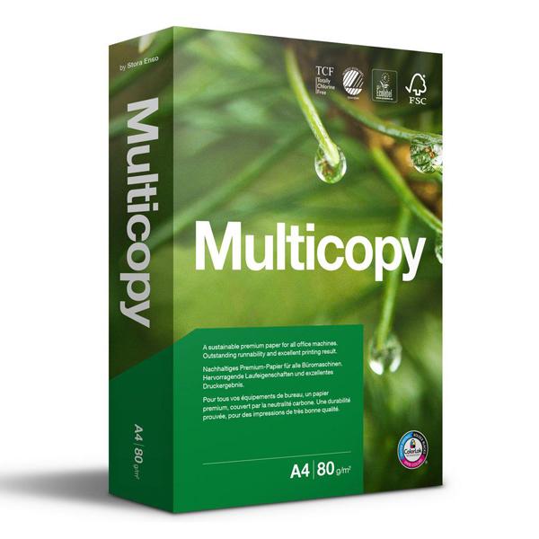 Kopipapir MULTICOPY Org A4 80g