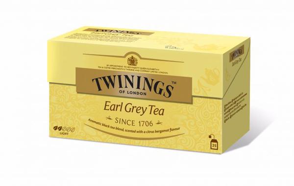 Te TWININGS Earl Grey
