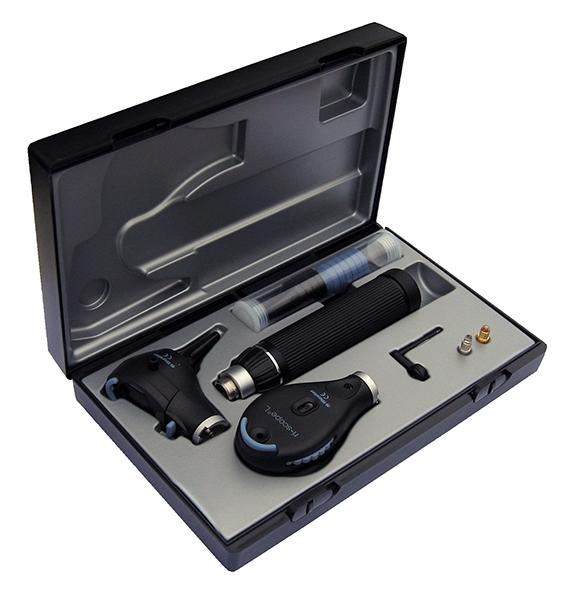 Oto-oftalmoskop Riester ri-scope 2,5V m/håndtak