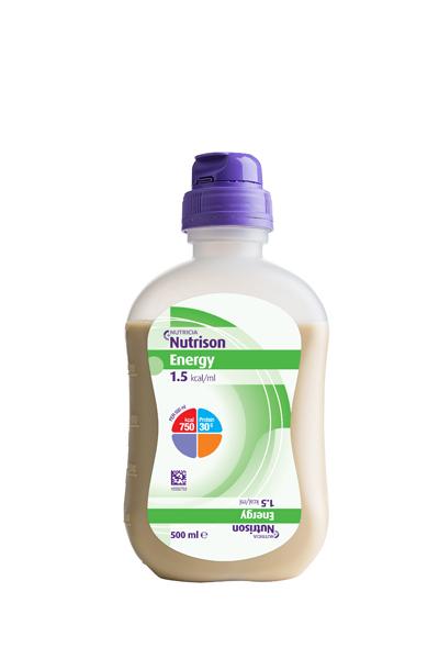 Sondemat Nutrison Energy 500ml