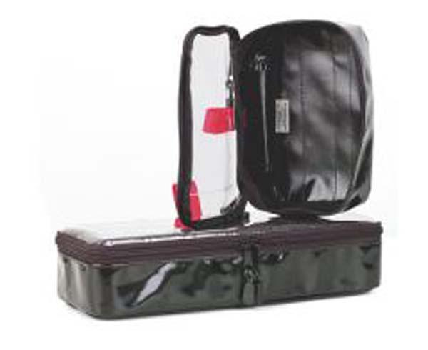Førstehjelp lomme Lifebox til ryggsekk/bag rød M