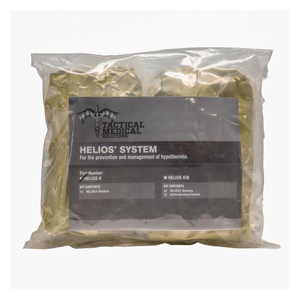 Førstehjelp Helios thermosystem u/varmepk grønn