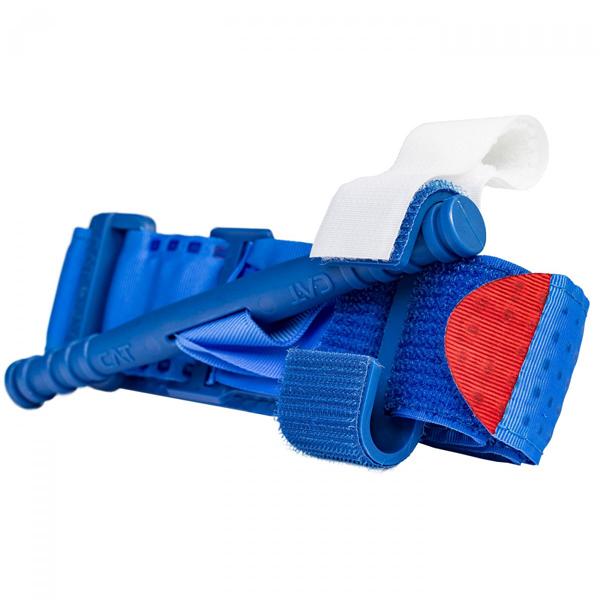 Førstehjelp Combat applic tourniquet blå