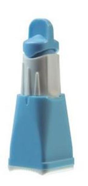 Lansett Vitrex Sterilance Flex III 23G blå