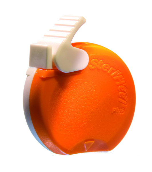 Lansett Vitrex Steriheel Baby 0,85x1,75mm orange