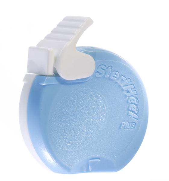 Lansett Vitrex Steriheel Baby 2x3mm blå
