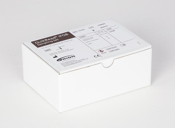 QuikRead iFOB prøvetakingssett