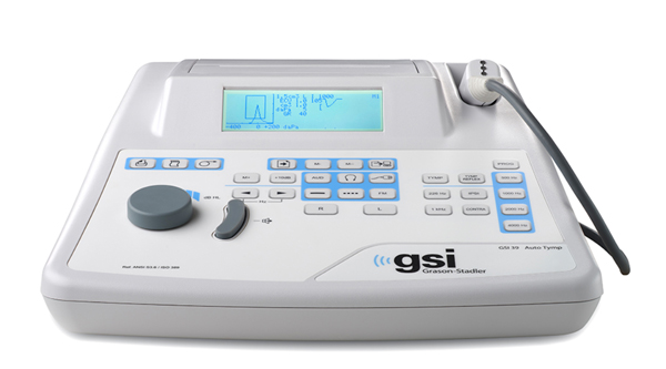 Tympanometer GSI 39 Versjon 5 - 226Hz