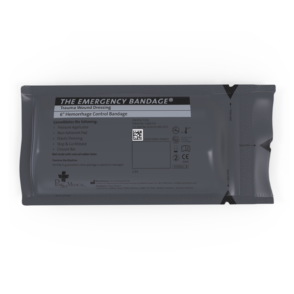 Førstehjelp Emergency bandasje 15 cm