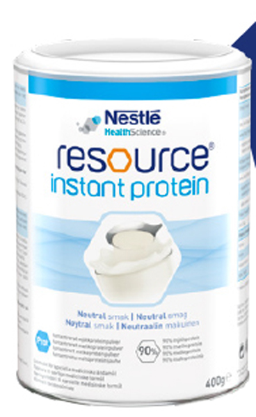 Tilskudd Resource Instant Protein 400G