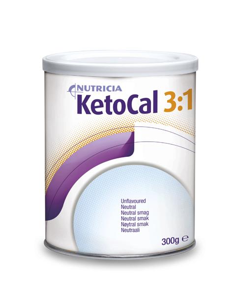Tilskudd Ketocal 3:1 pulver 300g