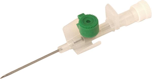 Kanyle infusjon BD Venflon PRO 18G 1,3x32mm grønn