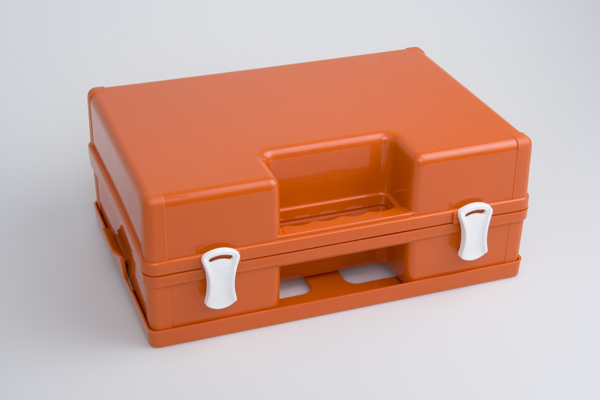 Førstehjelp Noraid koffert u/innhold m/rom medium