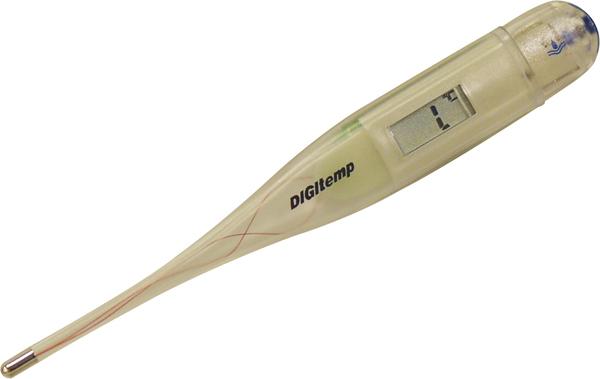 Febertermometer Digitemp kompakt vanntett