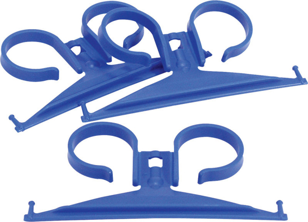 Urinposehenger blå