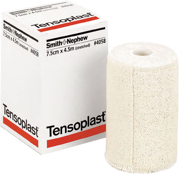 Tape selvklebende Tensoplast 10cmx4,5m hf