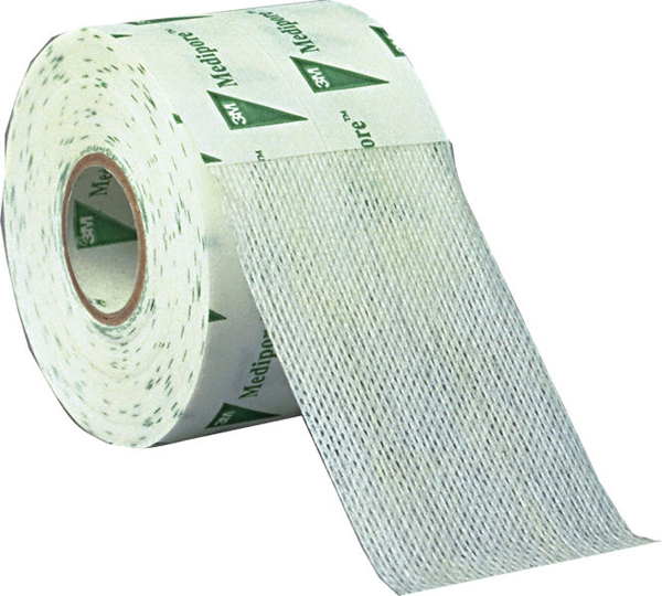 Tape fiksering Medipore rull 2991-1 5cmx10m