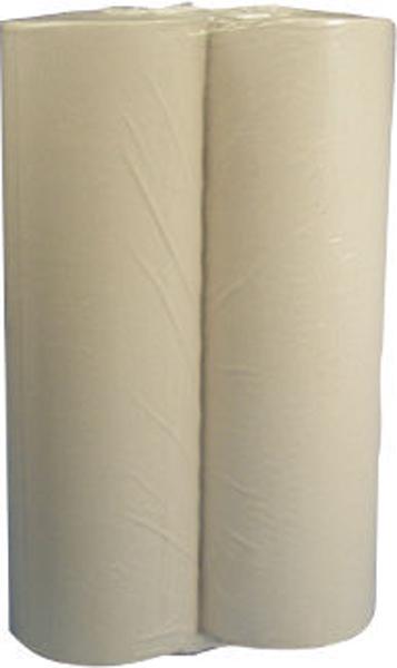Legebenkpapir 1-lag ubleket 50cmx165m 3,2kg