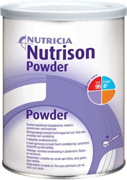 Tilskudd Nutrison Pulver 860g