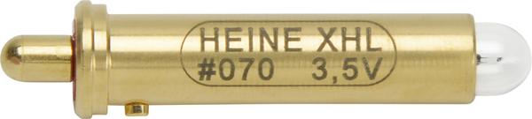 Oftalmoskop Heine pære X-002.88.070 3,5V