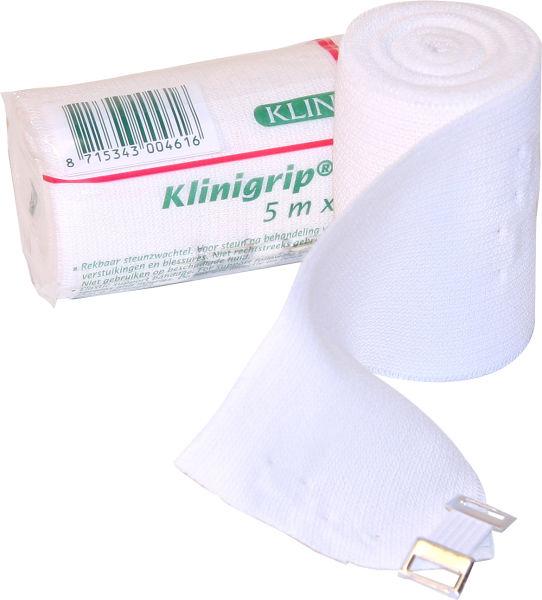 Støttebind Klinigrip Eco-ideal 6cmx5m hvit