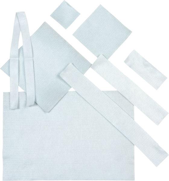 Bandasje sølv Aquacel AG 15x15cm