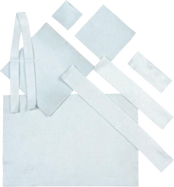 Bandasje sølv Aquacel AG 20x30cm