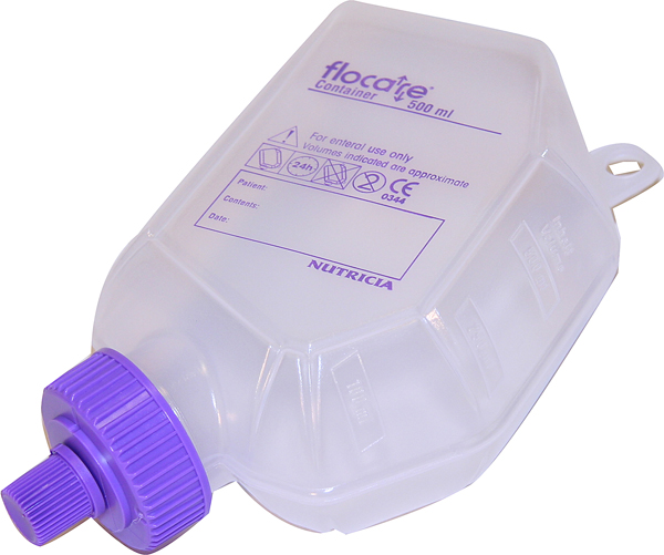 Ernæring Flocare container 500ml