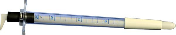 Rectoskoptube Wing 25cm engangs