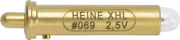 Oftalmoskop Heine pære X-001.88.069 2,5V