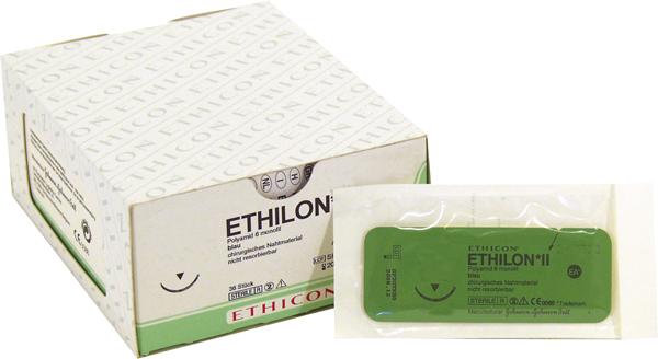 Sutur Ethilon 1674H 2-0 FSLX 75cm