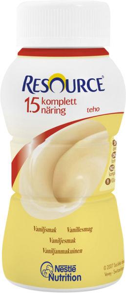 Drikk Resource Kompl Næring 1,5 TEHO vanilje 200ml