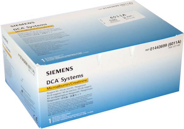 DCA 2000 Microalbumin/kreatinin i urin test