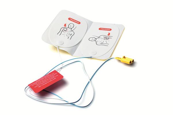Hjertestarter Lærdal AED treningselektroder