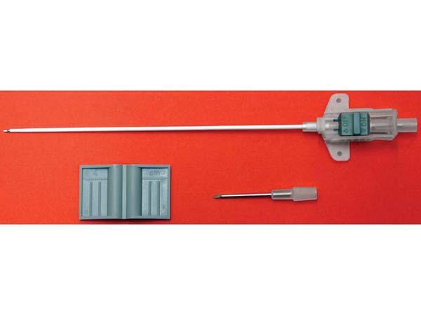 Kanyle sentralvene BD Secalon-T 16G 1,7x130mm grå