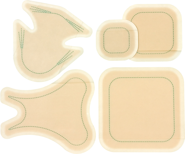 Bandasje sårplate Duoderm Signal Sacral 20x22,5cm