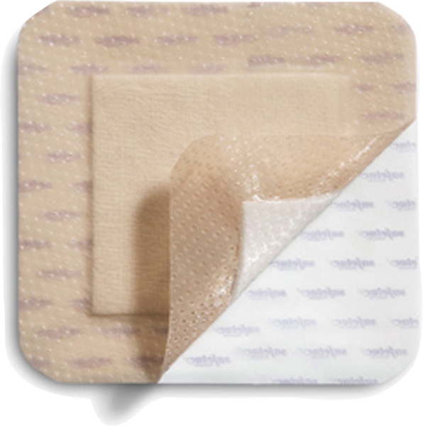 Bandasje skum Mepilex Border Lite 10x10cm