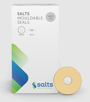 Stomi Salts formbar tetningsring m/Aloe 15-40mm
