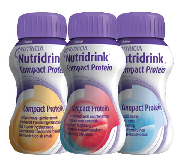 Drikk Nutridrink Compact Prot Nøytral 125ml