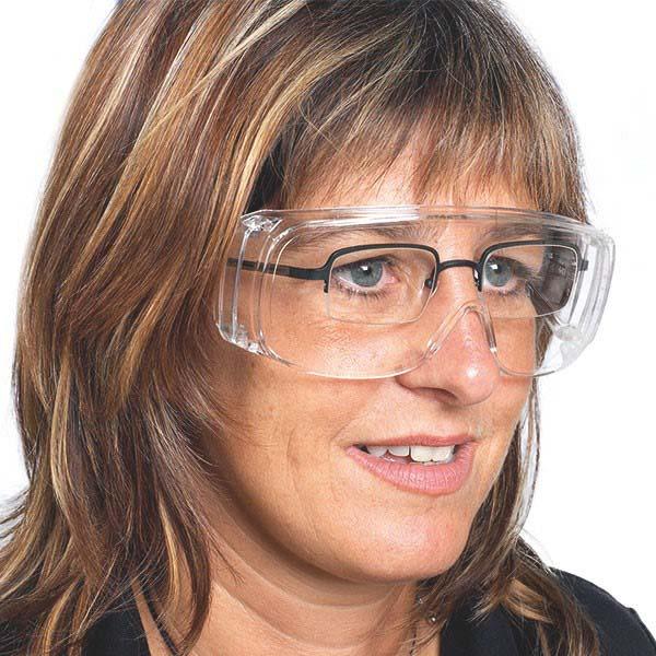 Beskyttelsesbriller Mediware enkeltpakket