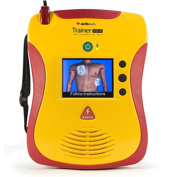 Hjertestarter Lifeline View treningsstarter TR
