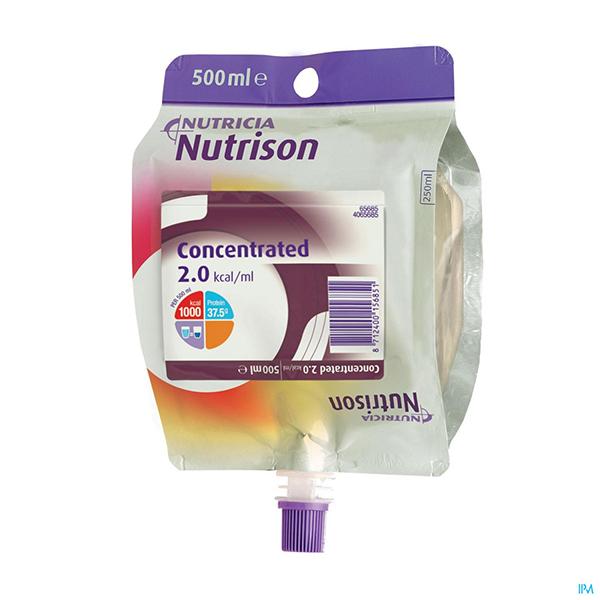 Tilskudd Nutrison Concentrated 500ml