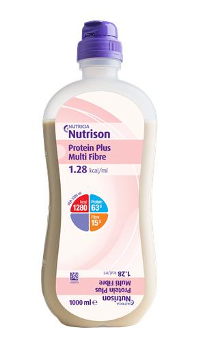 Sondemat Nutrison Protein Plus Multi Fibre 1000ml