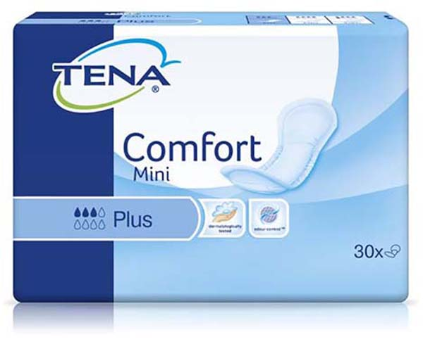 Bleie Tena Comfort Mini Plus 30pk