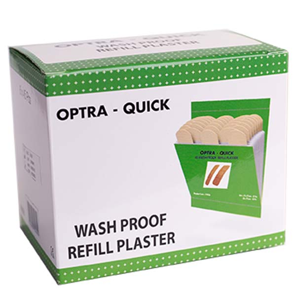 Plaster OPTRA-Quick plast refill 45strips