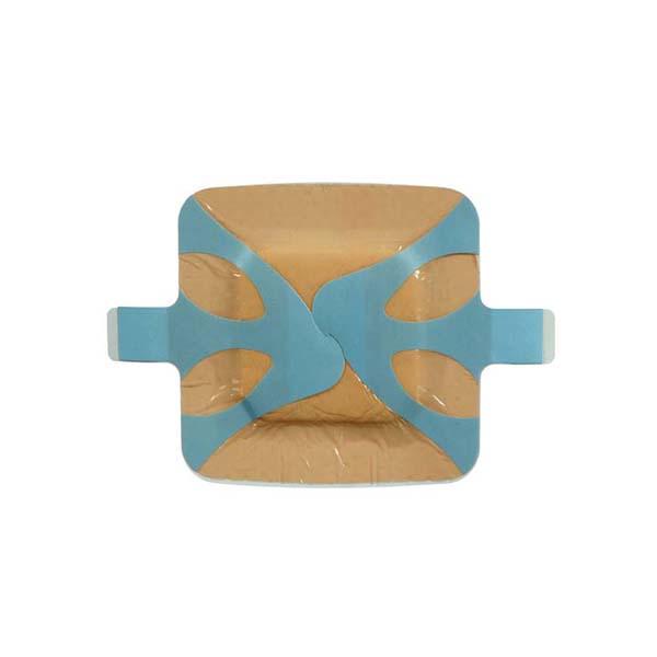 Bandasje 3M Tegaderm Foam Silicone kleb 7,5x7,5cm