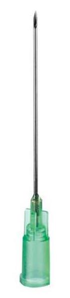 """Kanyle Sterican 21Gx1 1/2"""" 0,80x40mm grønn"""