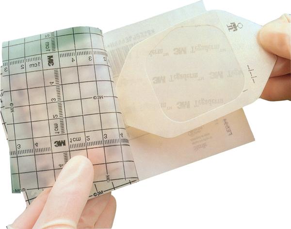 Bandasje transparent Tegaderm 9536Hp  10x12cm