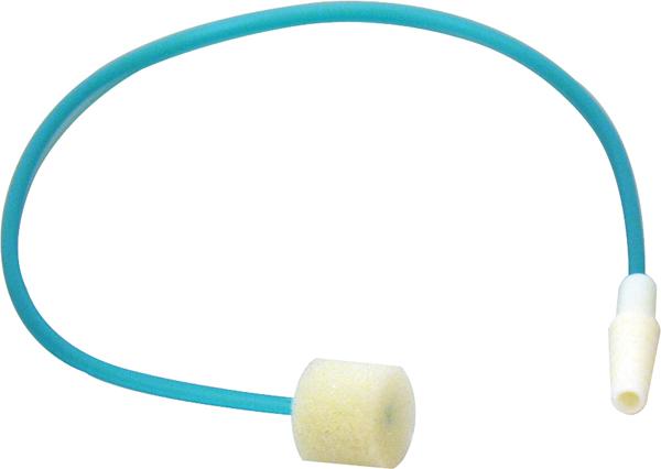 Oksygenkateter nese m/skum 40cm Ch14 grønn